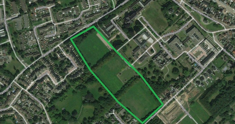 Kloostervelden bij zusters Franciscanessen Etten-Leur wordt locatie voor 125 woningen